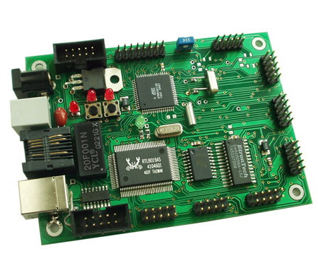 AS-mega2 AVR Board